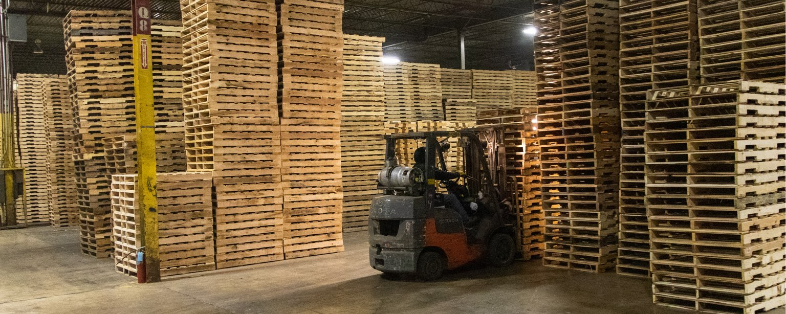 Wood Pallets | New, Repaired & Recycled | Products | Rapid ...